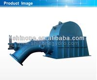 Small new water turbine/generator