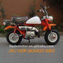 2011 New Gorilla Motorcycle 110cc