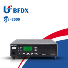 Portable radio repeater with built-in duplexer BF-3000