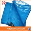 Blue PE Laminated Tarpaulin