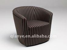 JSF-016 round popular hall fabric sofa