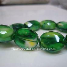2012 fashion glass beads crafts