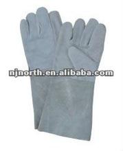 Cow Skin Long Welding Work Gloves