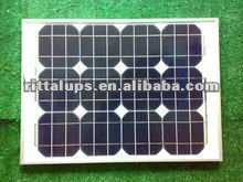 5W-300W photovoltaic cell or solar cell or solar panel