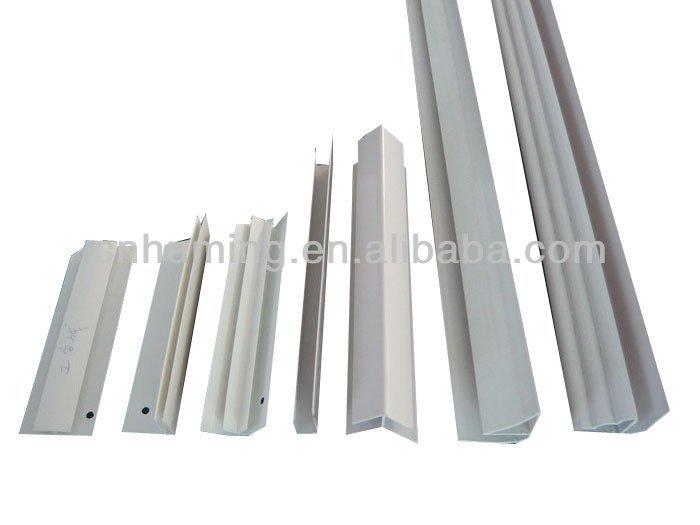 Pvc profilo angolare profiloin pvc per piastrelle profili in plastica id prodotto 52035154 - Angolari per piastrelle ...