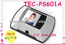 Digital Door Eye Viewer 2.4 inch, Luxury, Clear image&Wide angle, Easy change battery, Digital Door Viewer TEC-PS601A