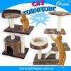 2015 Wholesale China cat tree house cat furniture cat scratcher manufacturer