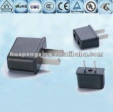 2012 Hot sell 2 Pin US Multi Plug