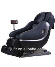 Shiatsu 3D Music Zero gravity massage chair with CE