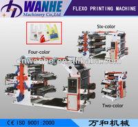 YT-4600 Four Color Flexible Printing Machine