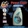 Power Eagle 1 Liter 2 Stroke Motorcycle Oil