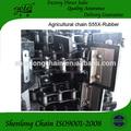 s55xk1f2 stahl landwirtschaftlichen kette mit gummischaber
