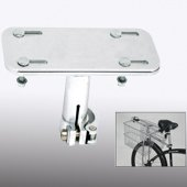 High quality Aluminum Bike accessories/Customized Bike Bracket