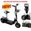 2012 new 500w e-scooter with brushless motor