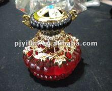 elegant unique arabian perfume bottle