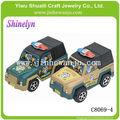 C8069-4 mini-cartoon militar brinquedo carro pequeno projeto para as crianças alta venda de artes de fricção