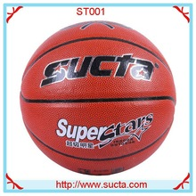 High quality synthetic basketball balls ST001