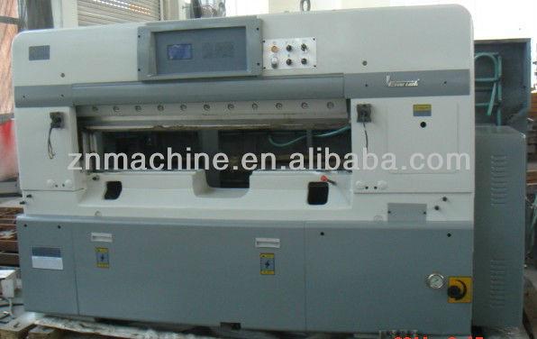 computer control Paper Cutting Machine / paper cutter 780/920/1150/1300/1370