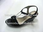 Wedge sandals, chappal