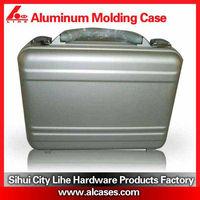 durable use aluminum case brief with lock