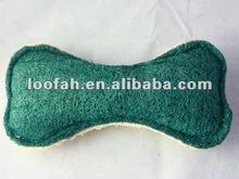 organic loofah/loofa/luffa bones for large dog