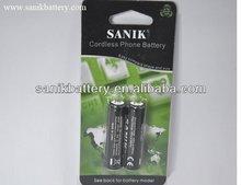 2012 NIMH AA 2500mAh 1.2V rechargeable battery