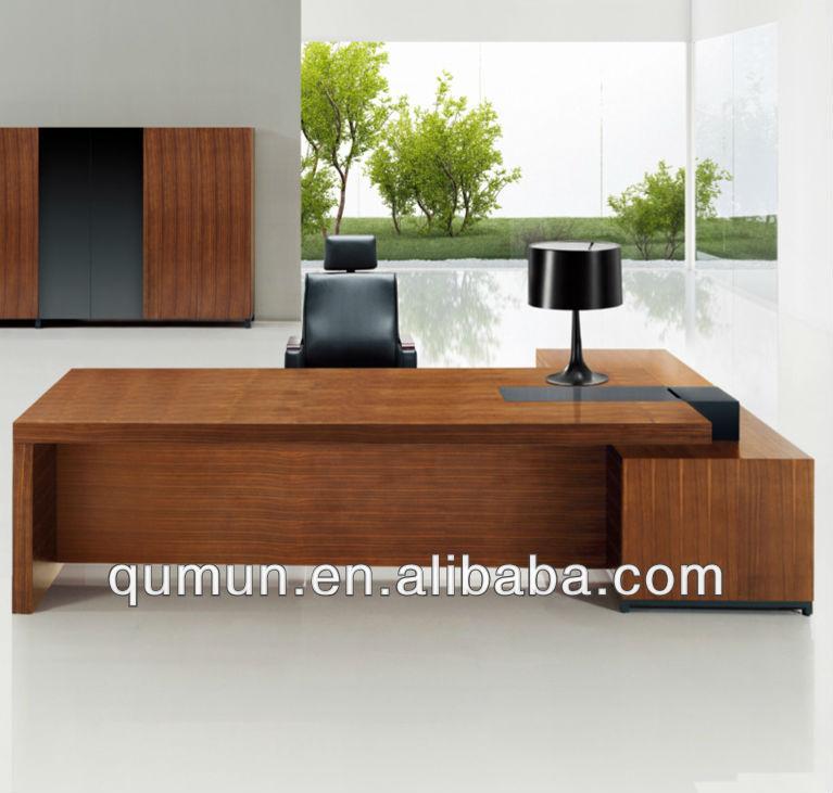 Modern Design Desk 4pc l shape modern contemporary executive office desk set al sed