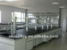 epoxy resin tops steel chemical lab bench
