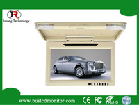 11 inch 12 V high definition Roof mounted car mp5 player