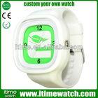 itimewatch silicon band japan pc21 quartz watches