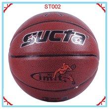 HOT sales PU leather basketball balls