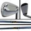 New for 2012 high quality forged iron set stainless steel shaft
