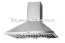 Professional Commercial Wall Stainless Steel Range Hood /Led Light ETL Approved