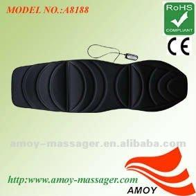 Vibrador massagem de corpo inteiro colchão almofada com calor