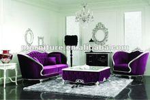 2012 Neoclassical furniture luxury NC1204-living