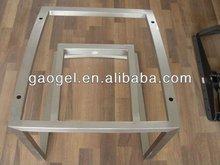 precious furniture metal structure chrome frame