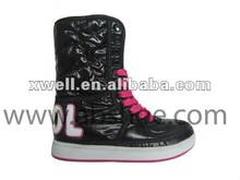 2012 hot selling boots of woman shoe