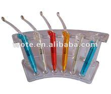 popular smart mini plastic pen for horse race or gamble