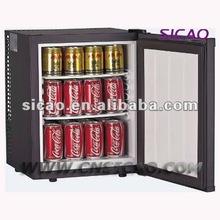 28Litres Hotel Mini Bar Refrigerator , Counter Top Mini Bar Fridge With No Noise