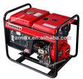 single 3kw cilindro prezzo generatore diesel generatore dinamo per la casa dalla fornitore cinese