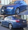 ABT Style Fiberglass Material Body Kits For Car Audi A4 02 up