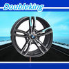 Superior quality car wheels rims(over 1000 fashional designs)