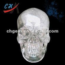 wholesale fashion natural crystal skull statue