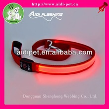 The flashing pet products