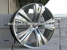 electroplate alloy wheel rim