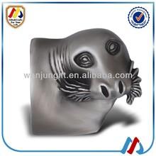 Custom metal trading personalized sea lions pin badge