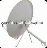 ku 60 satellite dish antenna for Chile High quality ku 60 dish antenna