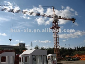 16t gruas/7030 tower crane