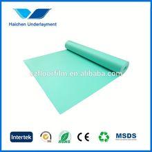 3mm cheap foam blue silver underlayment