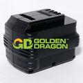 Batería de repuesto para inalámbrico taladro de martillo, herramienta de energía de la batería para dewalt 24v de0240-xj dw0240 dc222ka dc222kb